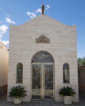Panteon en cementerio de Murcia
