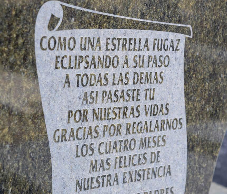 Frases, Epitafios y dedicatorias para lápidas
