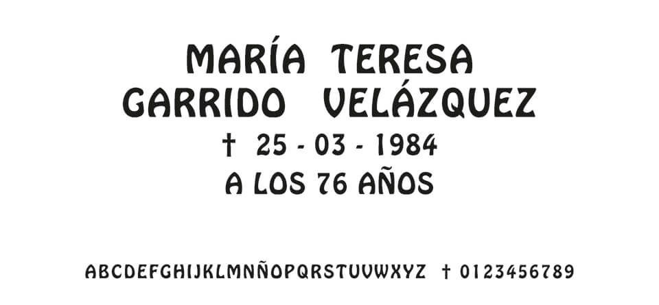 Tipografia MORENO IBERICA