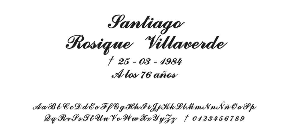 Tipografia Moreno Inglesa #01