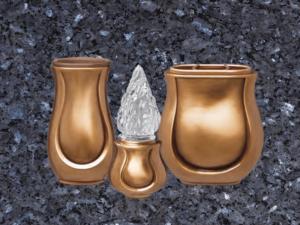 Apliques de bronce modelo Le Cantare