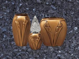 Apliques de bronce modelo europa