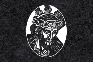 Diseño para Grabado Cristo 234