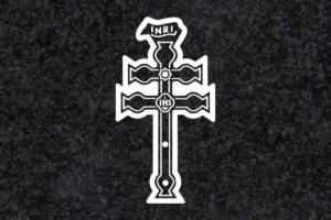 Diseño para Grabado Cruz de Caravaca 165