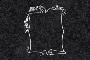 Diseño para Grabado Pergamino 201