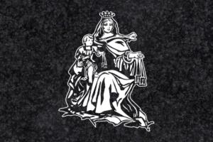 Diseño para Grabado Virgen del Carmen 123