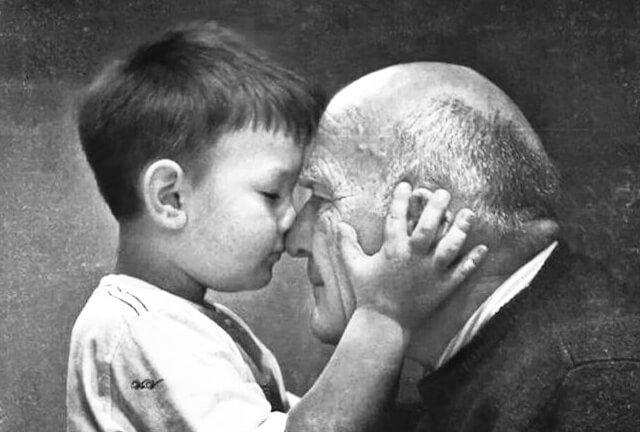 Dedicatorias a un abuelo fallecido
