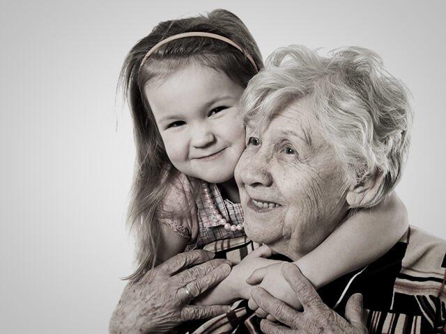Dedicatorias para abuelas