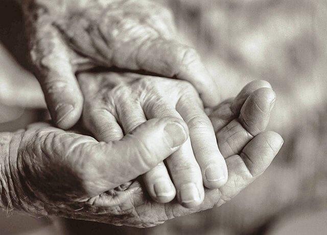 Dedicatorias para abuelos que ya no están