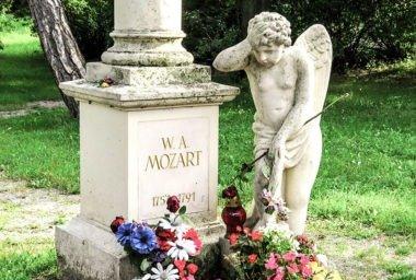 Donde esta enterrado Mozart