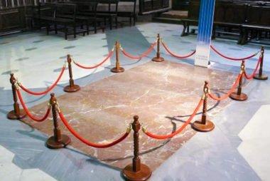 Lugar donde está enterrado el Cid Campeador