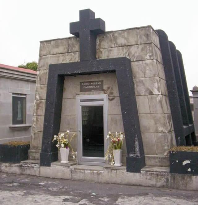 Panteón de Cantinflas