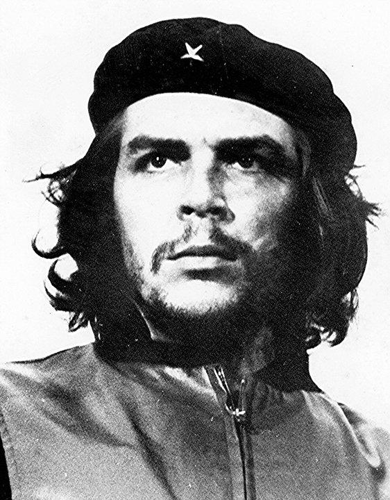 Ernesto Che Guevara - foto de Alberto Korda